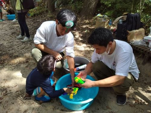 BVS水遊び支援1